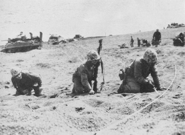 HyperWar: Iwo Jima: Amphibious Epic [Chapter 5]