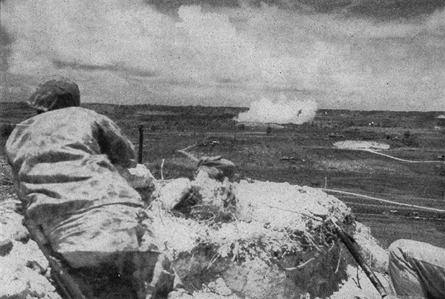 HyperWar: USMC Monograph--Saipan: The Beginning of the End