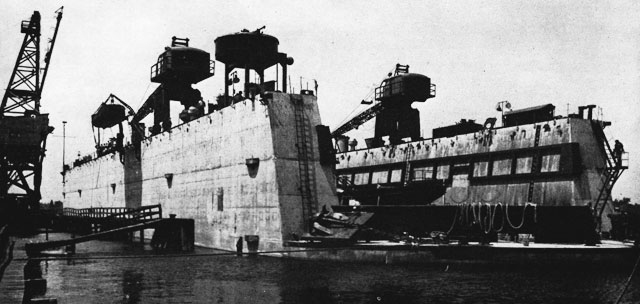 HyperWar: Building the Navy's Bases in World War II [Chapter 9]