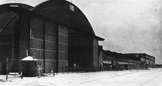 Philadelphia - Military Base - Hangars Bases-p232