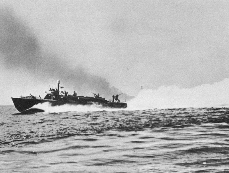 HyperWar: At Close Quarters: PT Boats in the U S  Navy