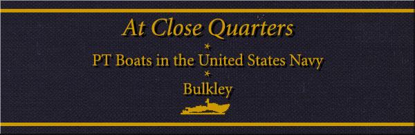 HyperWar: At Close Quarters [Index]
