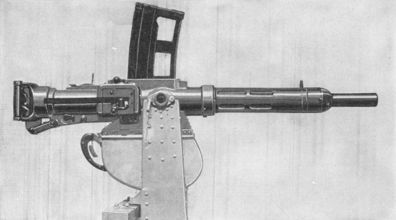 HyperWar: The Machine Gun (Vol  I/Part V)