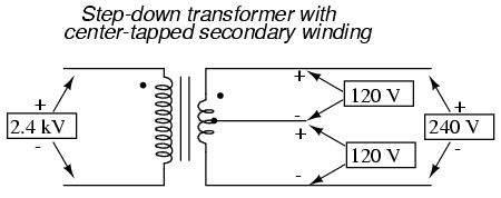 showing post media for transformer larger secondary symbols transformer larger secondary symbols ac 10