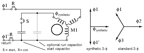 02519 lessons in electric circuits volume ii (ac) chapter 13 Single-Phase Motor Reversing Diagram at bayanpartner.co