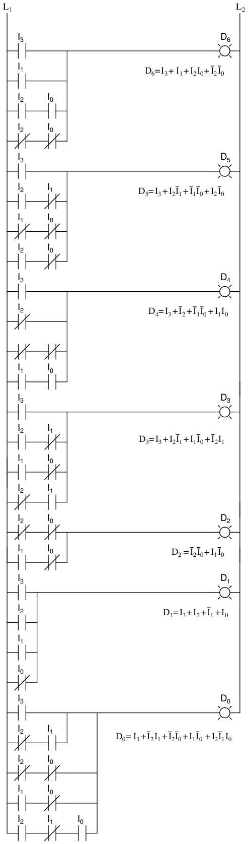 Lessons In Electric Circuits Volume Iv Digital Chapter 9 Adder Circuit Moreover 4 Bit Truth Table On 8