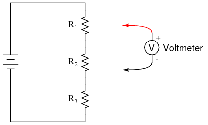 resistor electronic ponents on schematic diagram of a series circuit rh autonomia co