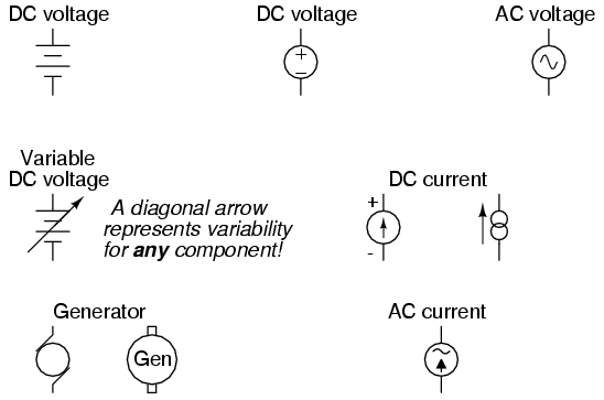 Thyristors Circuit Schematic Symbols Electronics Textbook Switch
