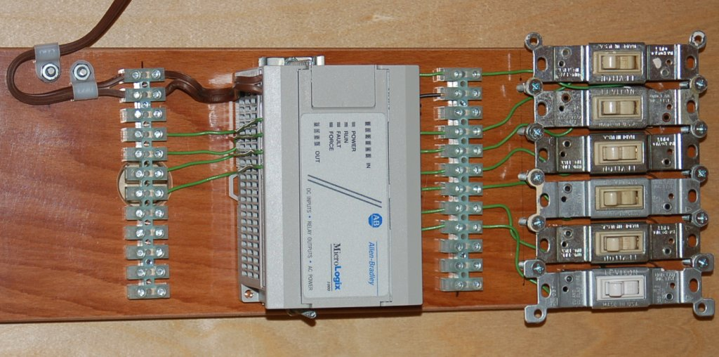 Open source hardware designs and software for industrial instrumentation home built plc trainer unit swarovskicordoba Choice Image