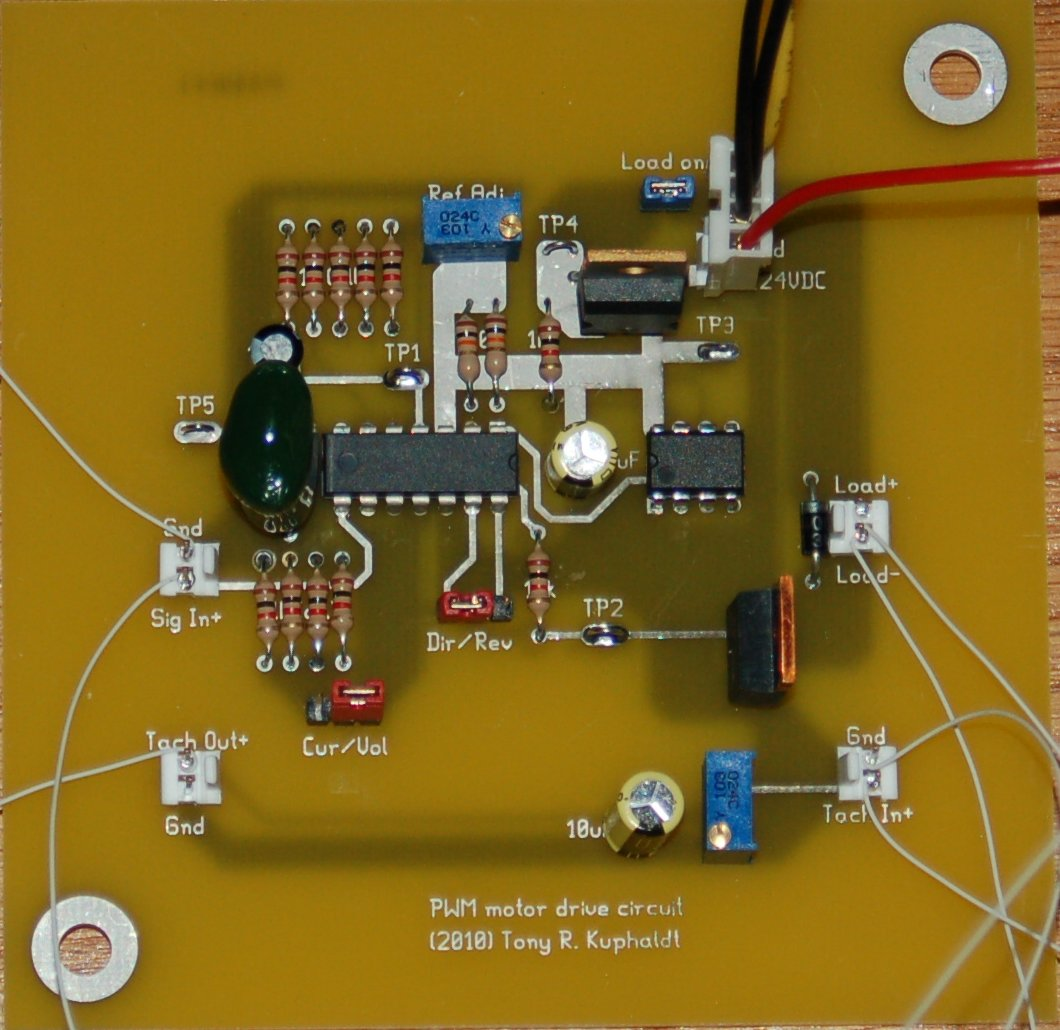 Open Source Hardware Designs And Software For Industrial Instrumentation Autocad Electrical Breaker Panel Diagram Pulse Width Modulation Pwm Printed Circuit Board