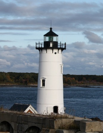 Lighthouses Of The U S New Hampshire