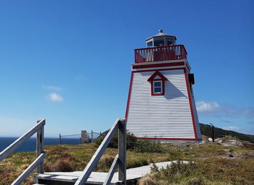 Admirable Lighthouses Of Canada Southeastern Newfoundland Interior Design Ideas Ghosoteloinfo