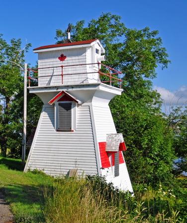 Cool Lighthouses Of Canada Northwestern Nova Scotia Interior Design Ideas Tzicisoteloinfo