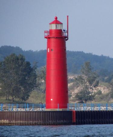 Lighthouses of the U S : Michigan's Western Lower Peninsula