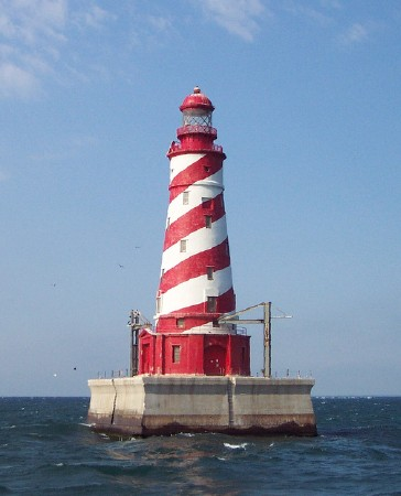 Lighthouses of the U S : Michigan's Western Lower Peninsula