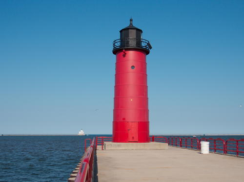Lighthouses Of The U S Eastern Wisconsin