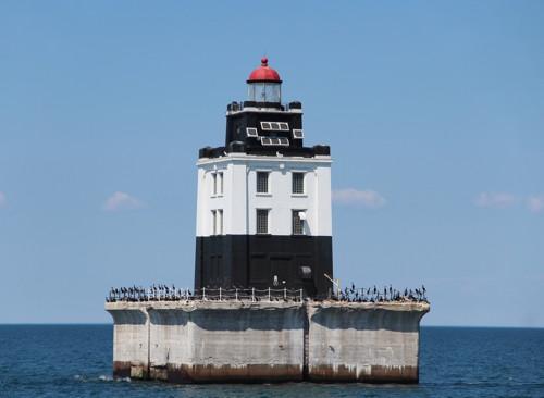 Lighthouses Of The U S Michigan S Northeastern Lower