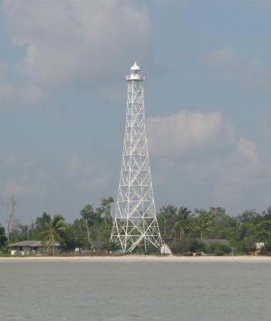 Lighthouses Of Indonesia Eastern Sumatra