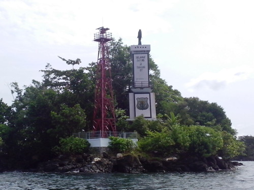 Pulau Dofior Light