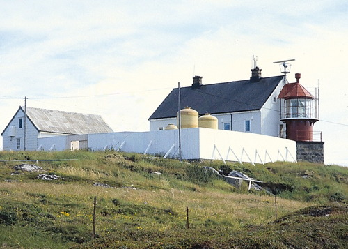 Lighthouses of Norway: Northern Trøndelag