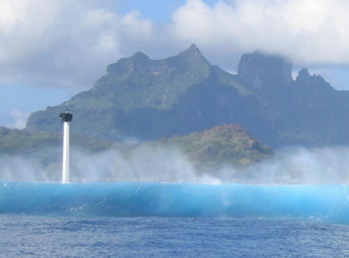 Lighthouses of French Polynesia