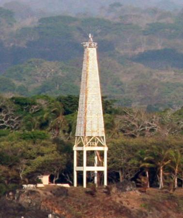 Lighthouses of Southern Panama