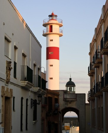 Lighthouses of Spain: Western Andalusia