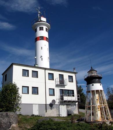 Lighthouses Of Sweden Vsternorrland