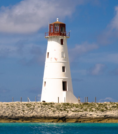 Lighthouses Of The Bahamas
