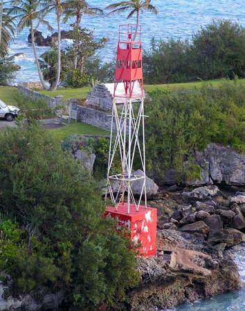 Lighthouses Of Bermuda