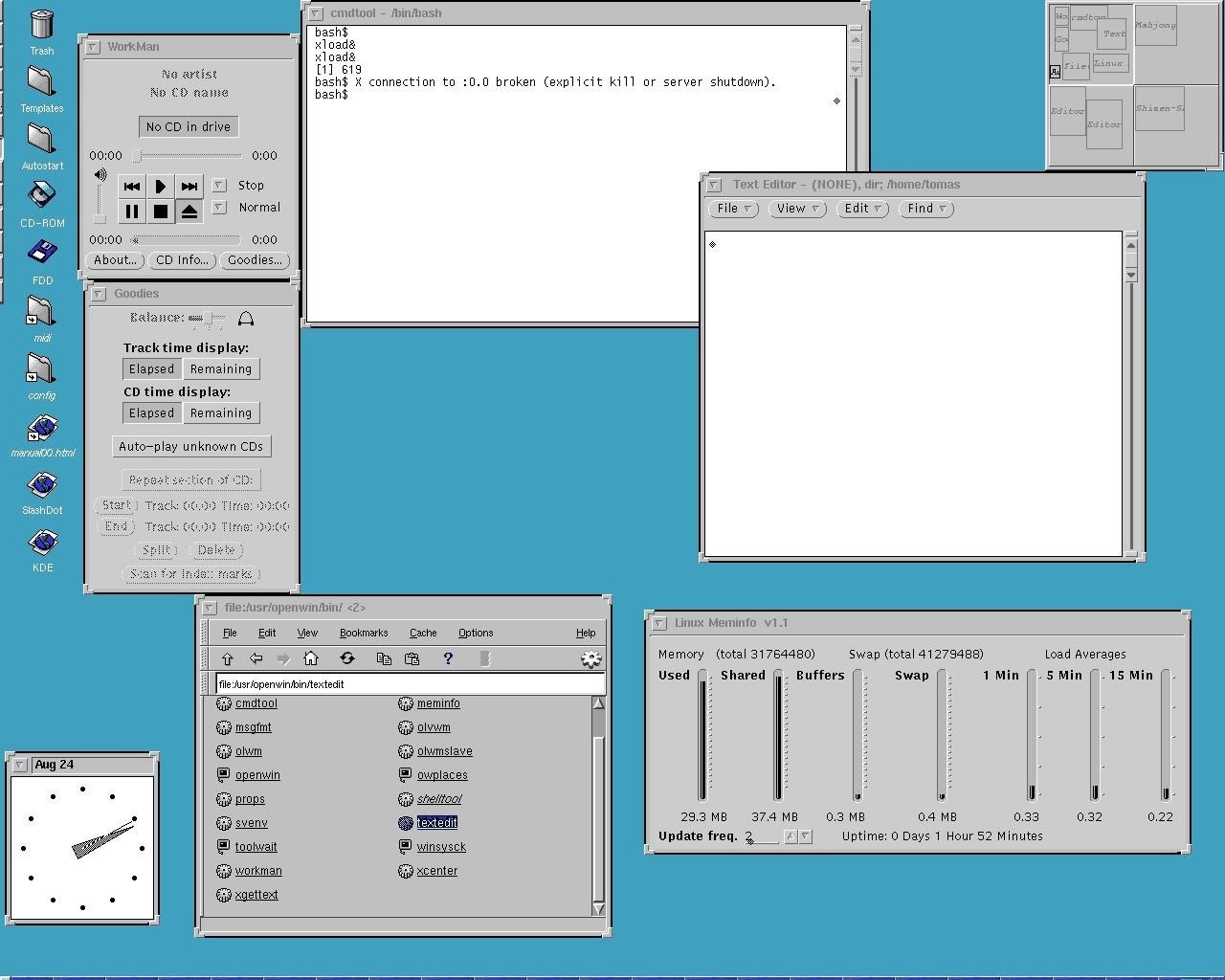Olvwm Screens Ktheme_openlook_small Jpg A Theme Which Looks Similiar To Olvwm Screens Ktheme_blue 0 1 Tgz A Theme For Kde Ktheme_blue_big Jpg