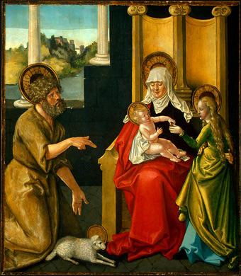 Readings & Reflections: Solemnity of the Nativity of Saint John ...