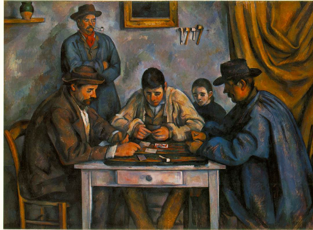 WebMuseum: Cézanne, Paul: Biography