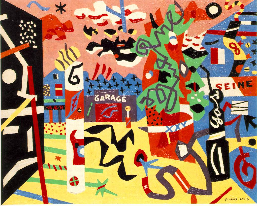Image result for stuart davis