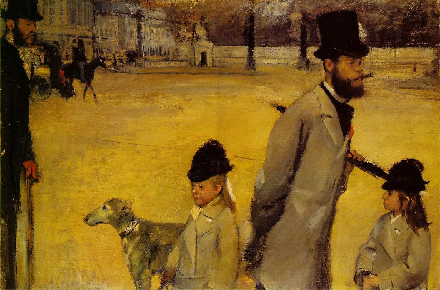 Webmuseum Degas Hilaire Germain Edgar
