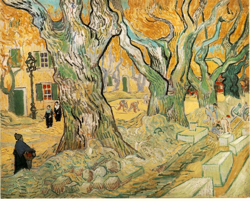 WebMuseum: Gogh, Vincent van: Other Landscapes