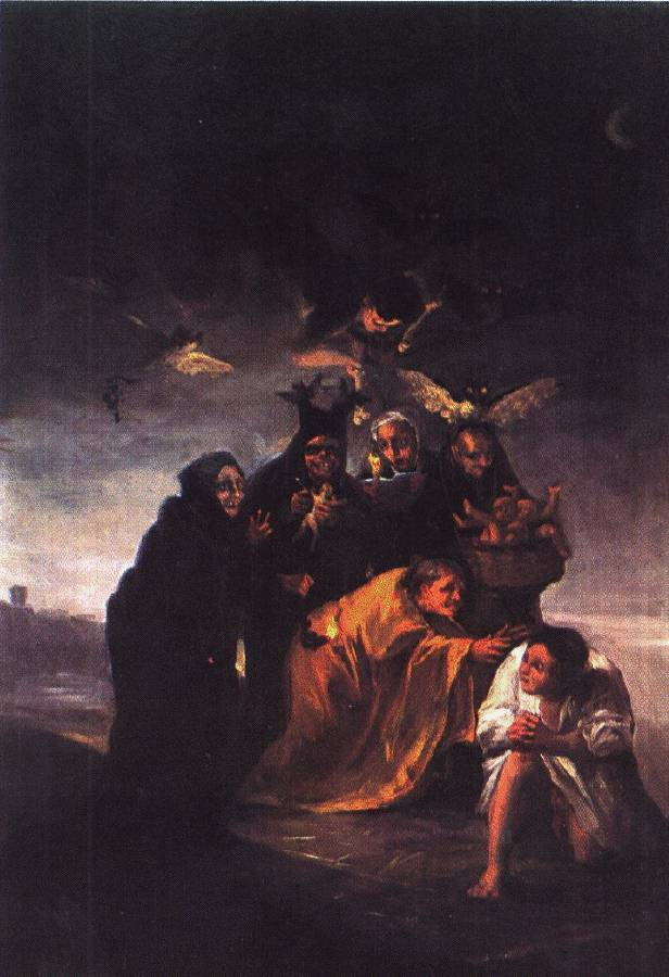 WebMuseum Goya Y Lucientes Francisco José De - Francisco goya paintings