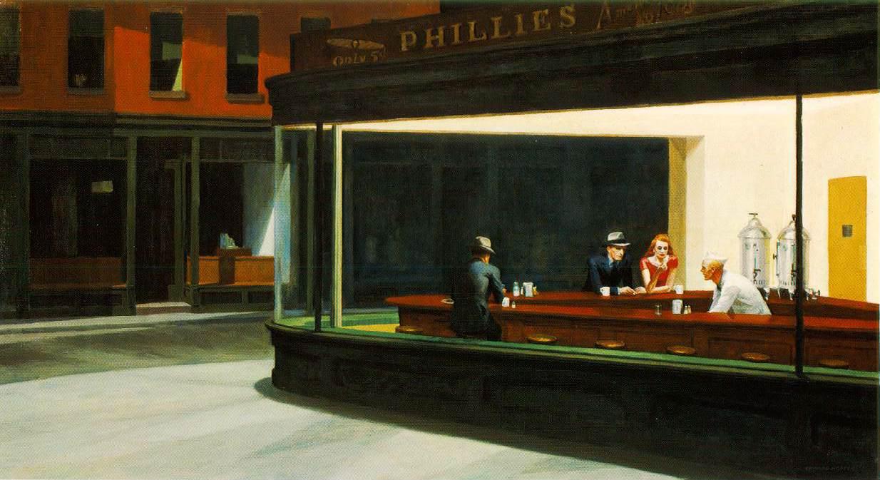 Hopper - Nighthawks