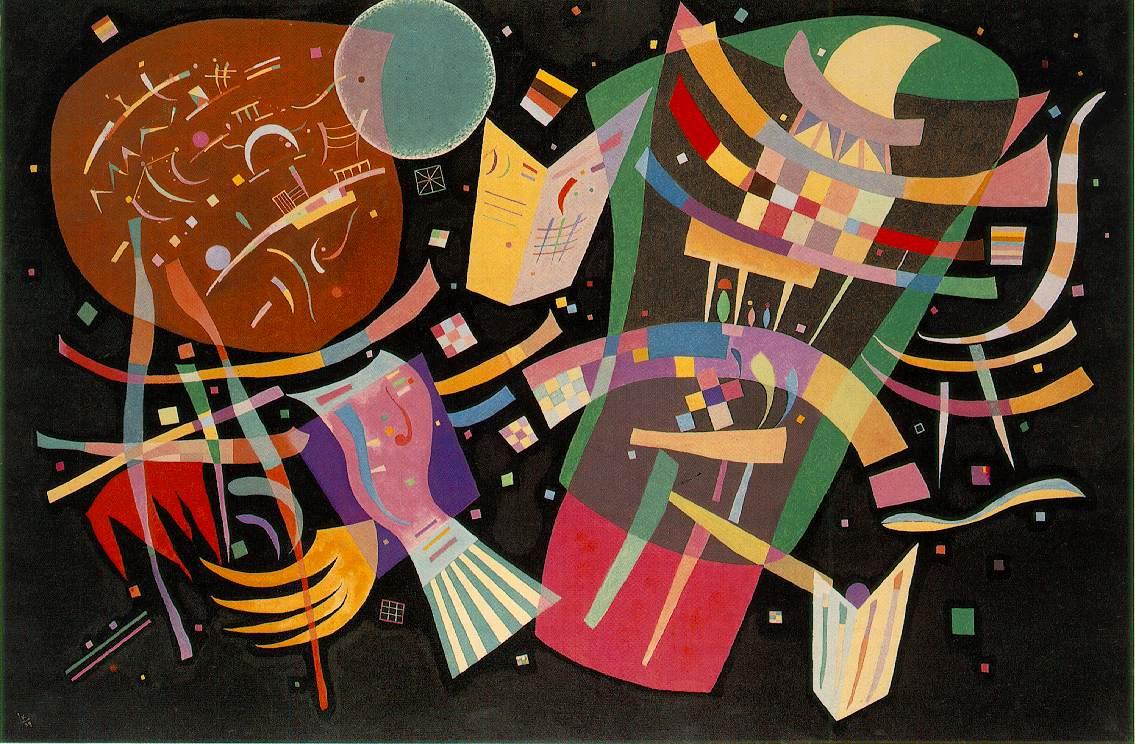 WebMuseum: Kandinsky, Wassily