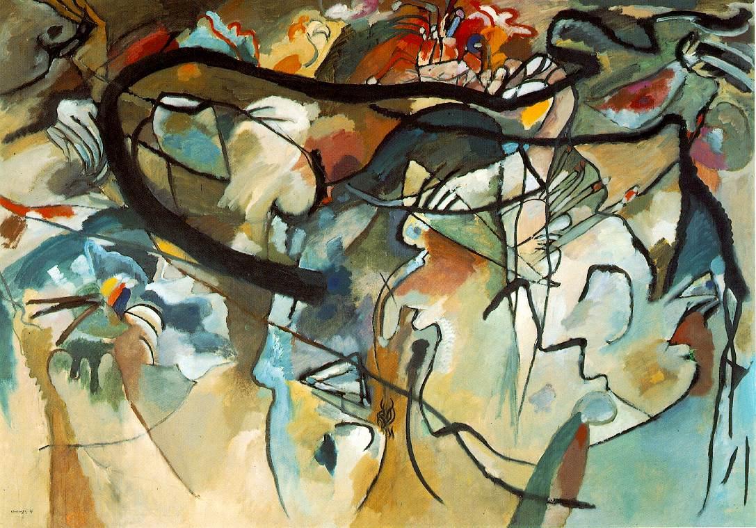 Kandinsky Vasily Vasilyevich. Pictures and biography
