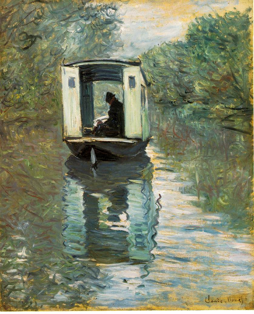 webmuseum monet claude later impressionism. Black Bedroom Furniture Sets. Home Design Ideas