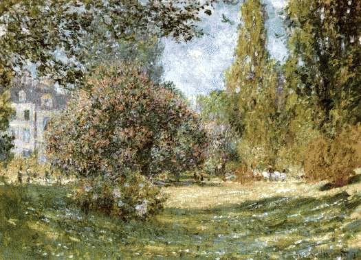 Bmw Kansas City >> WebMuseum: Monet, Claude: works about Paris