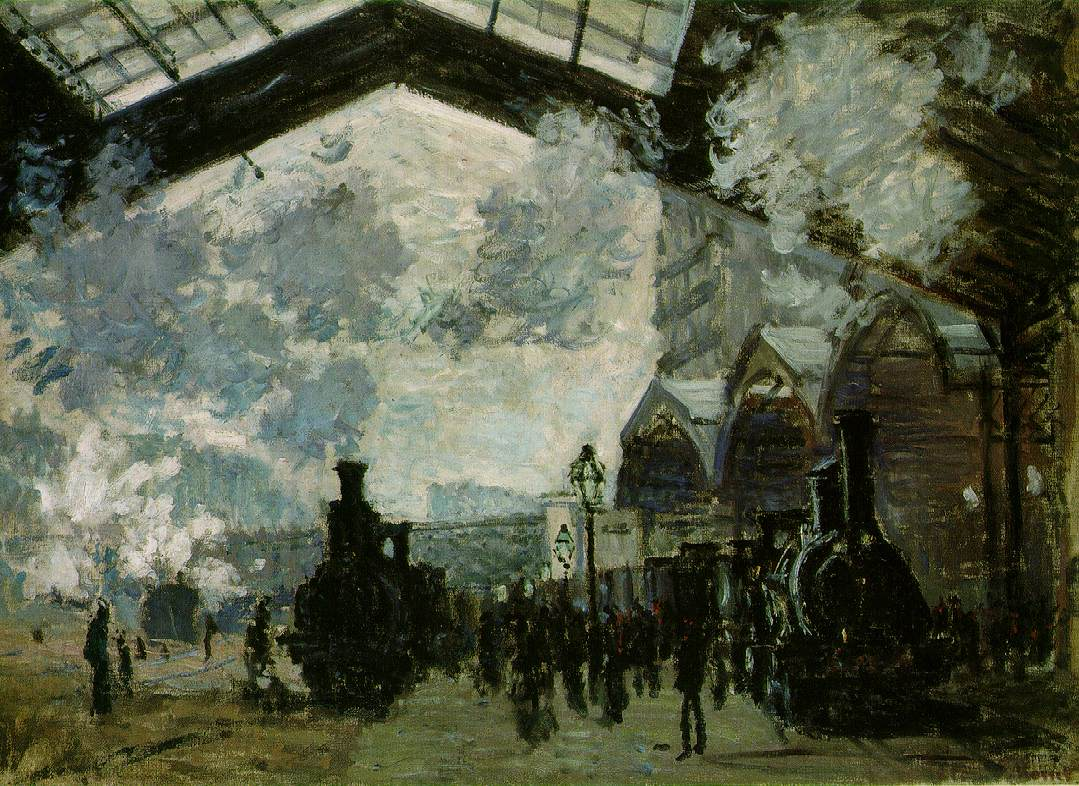 Webmuseum Monet Claude Works About Paris