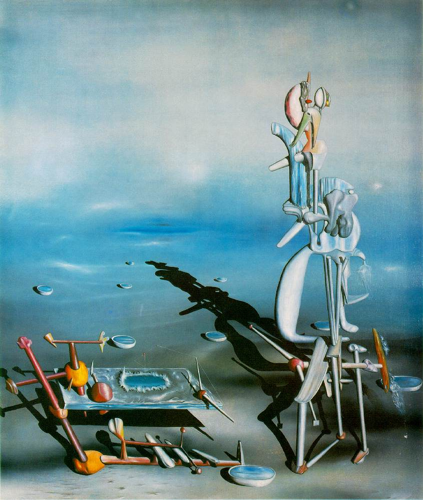 surrealist painting
