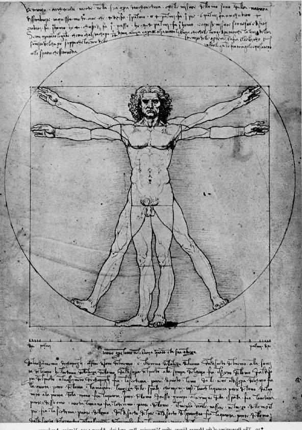 WebMuseum: Leonardo da Vinci: From Sketches to Paintings