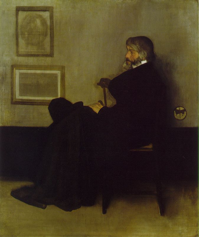 Webmuseum Whistler James Abbott Mcneill