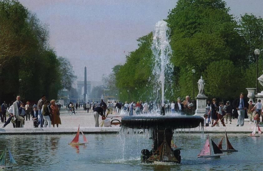 Webmuseum Louvre Tuileries Concorde Champs Elysees