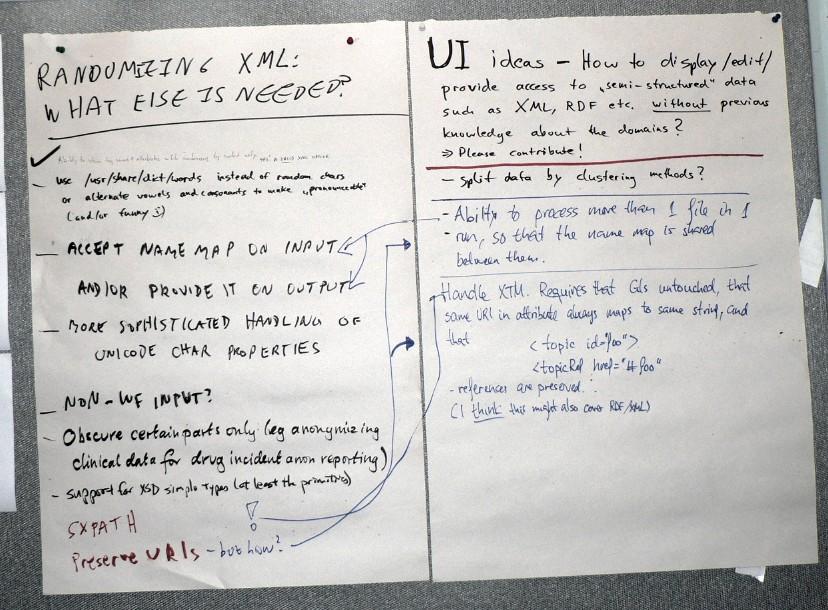 XML News in 2005
